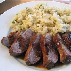 Duck with Honey, Soy and Ginger @ allrecipes.com.au