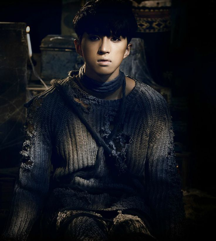 VIXX - VOODOO DOLL Profile Ken  Lee Jae Hwan Vixx Voodoo Ken