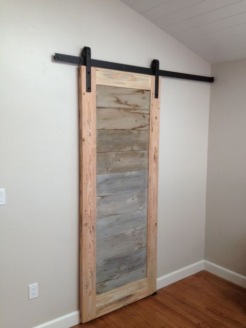 Interior barn door home pinterest for Barn door design ideas