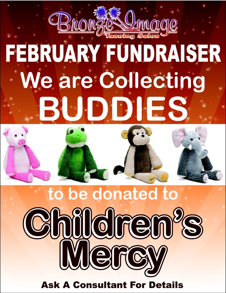 My boys were in childrens mercy last year in the PICU for 14 days. We are wanting to collect as many buddies as we can to donate to the hospital next month. If you can't purchase one (22.50) but would like to give some amount please contact me!! or order online and ship to me. http://missyblacketer.scentsy.us