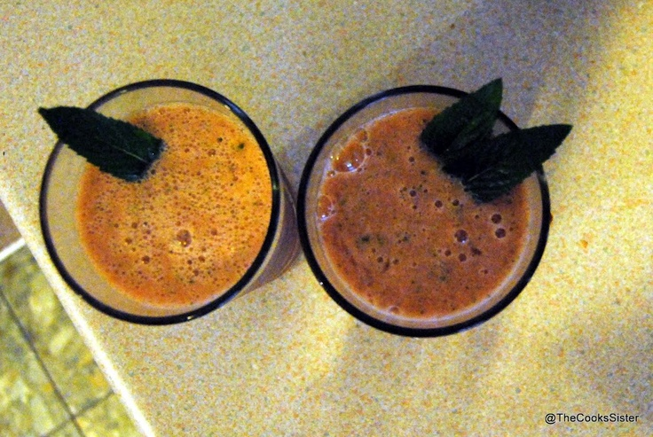 Watermelon, Cucumber and Mint Smoothie | Drinks & Smoothies | Pintere ...