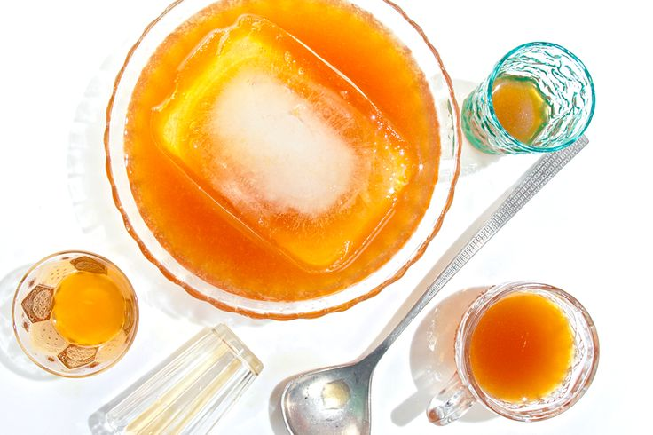 Fish House Punch Recipe - Saveur.com