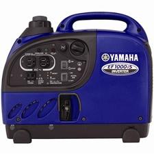 Yamaha ef1000is 900 watt inverter generator car interior for Yamaha inverter generator vs honda