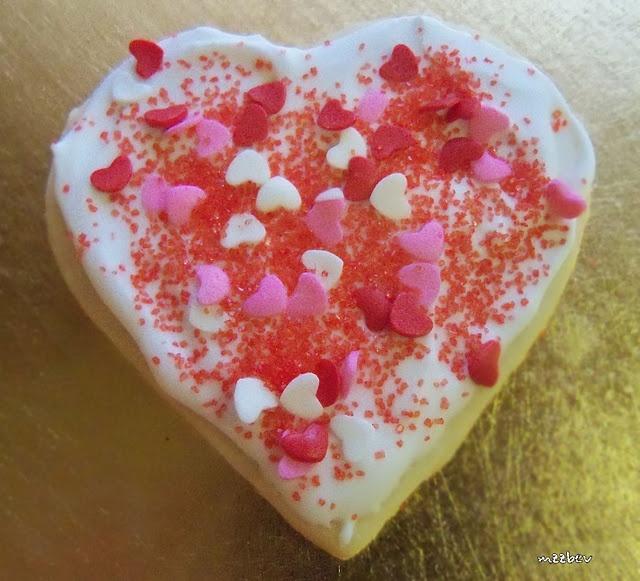 Valentine Sugar Cookie | De Mi Cocina (From My Kitchen) | Pinterest