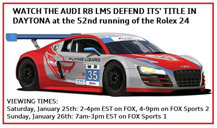 Watch The Audi R8 Lms Win This Weekend Audi Hunt Valley