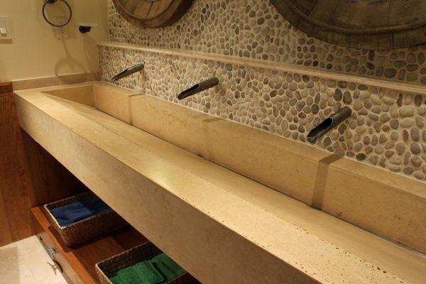 Trough Sink Manufacturers : Beautiful Trough Sinks from J. Aaron European Sink Atlanta