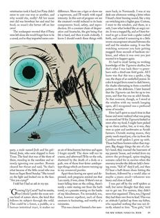 david sedaris essay new yorker