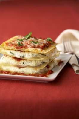 Classic Cheese Lasagna | Yummy Recipes! | Pinterest