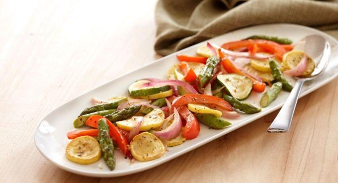 Vegetable Saute | Recipe