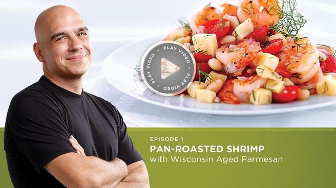 Pan-Roasted Shrimp | Entrees | Pinterest