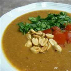 African Sweet Potato and Peanut Soup | Blondi in the kitchen | Pinter ...