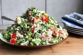 Buckwheat Tabbouleh   Healthy Recipes   Pinterest