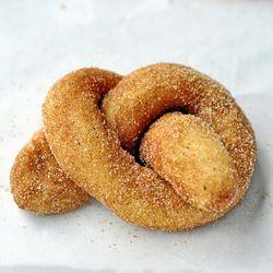 Brioche Cinnamon Knots | Breads | Pinterest
