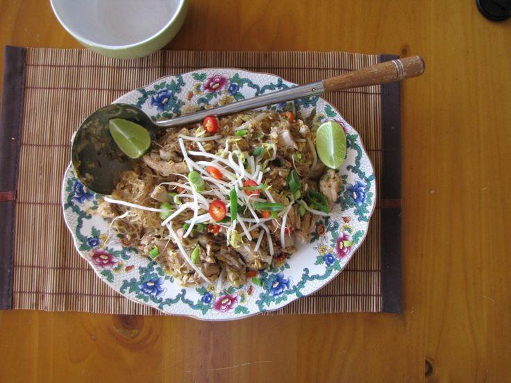 kelp pad noodle calories thai Pinterest Pad  Thai Weight noodles    Watchers Kelp made with