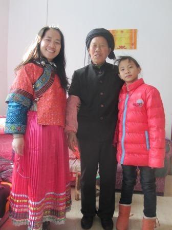 Buyi dress