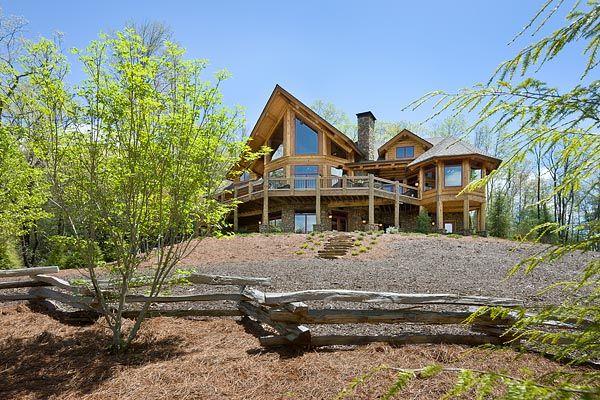 Octagon log home plans joy studio design gallery best for Octagonal log cabin plans