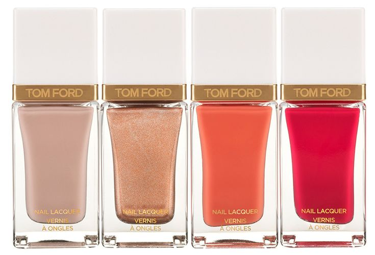 Tom Ford nail laquers, spring 2014