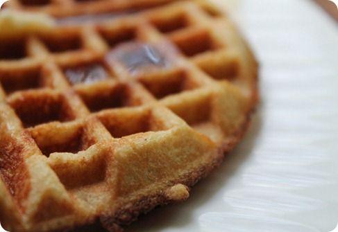 almond flour waffles | grain/dairy free | Pinterest