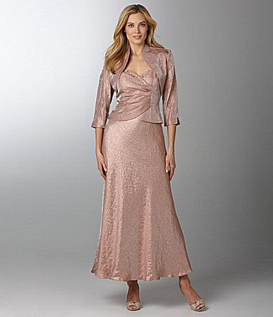 Jessica Howard Mother Of The Bride Dresses Dillards - Overlay ...
