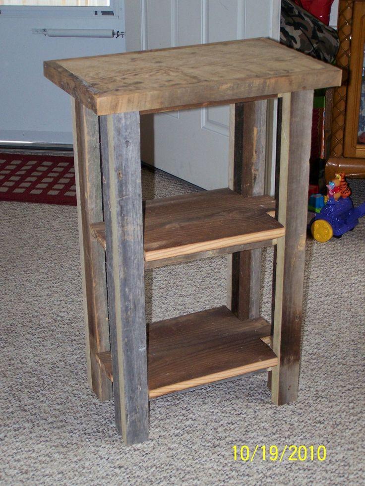 Barnwood Furniture For The Home Pinterest