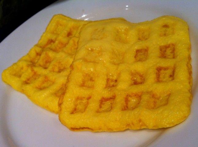 Egg(o) Waffles