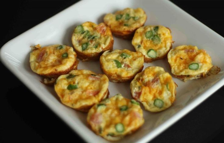 Super easy baby frittatas, awesome breakfast or snack idea for ...
