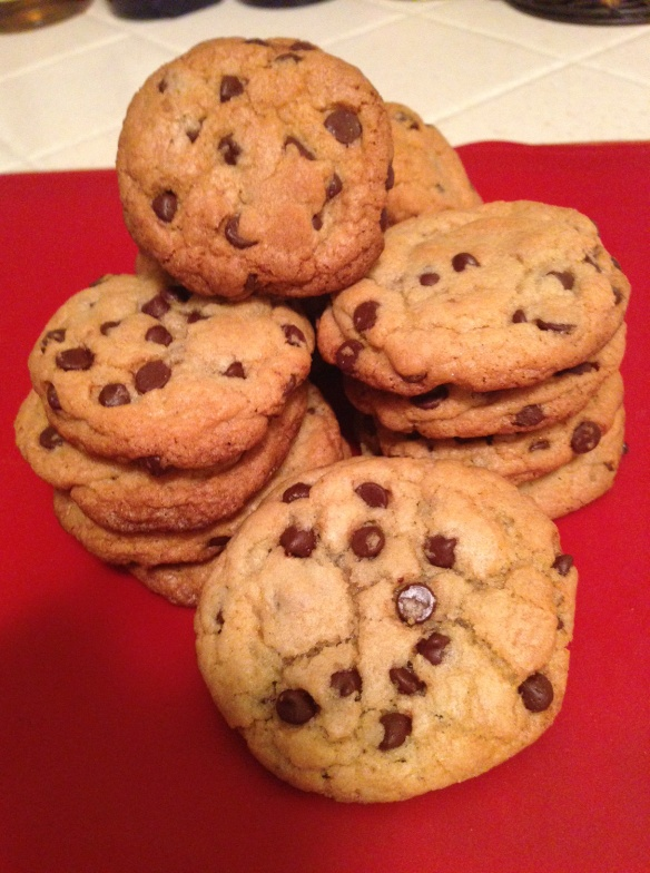 Basic Chocolate Chip Cookies | Breakfast/Lunch/Dinner/Drinks/Sides ...