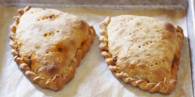 Baked Empanadas   The Latin Kitchen   food and drank   Pinterest