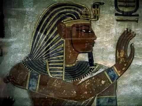 egyptians were black dna