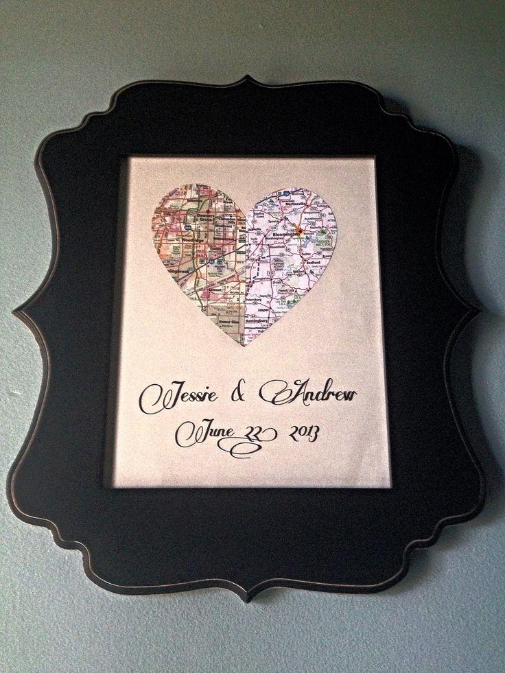 Wedding Gift Diy : Via Jessica Louise