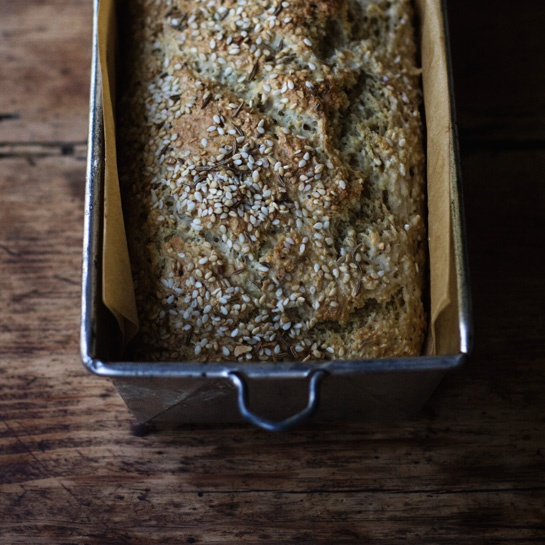 Oat Soda Bread | Recipe