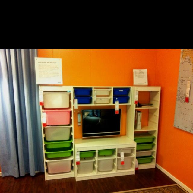 Ikea playroom idea cute as a button pinterest