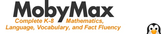 MobyMax: Complete K-8 Curriculum - free for up to 50 students