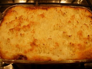 Cheddar Topped Shepherd's Pie | FOOD: casserole recipes | Pinterest