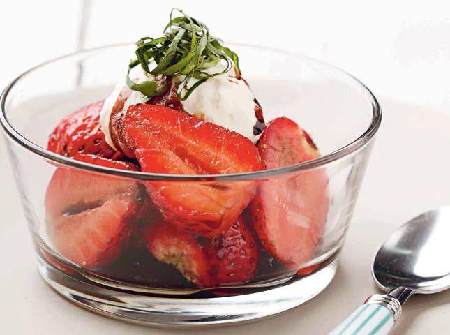 ... strawberries skinny strawberries romanoff strawberries romanoff