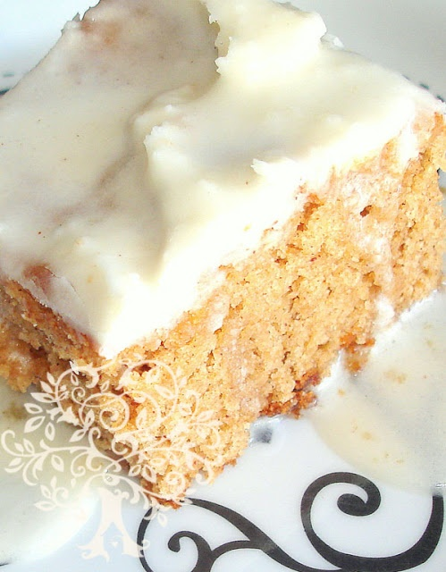 ... Know It Was Healthy Applesauce Spice Cake and special announcement