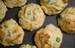 leek muffins