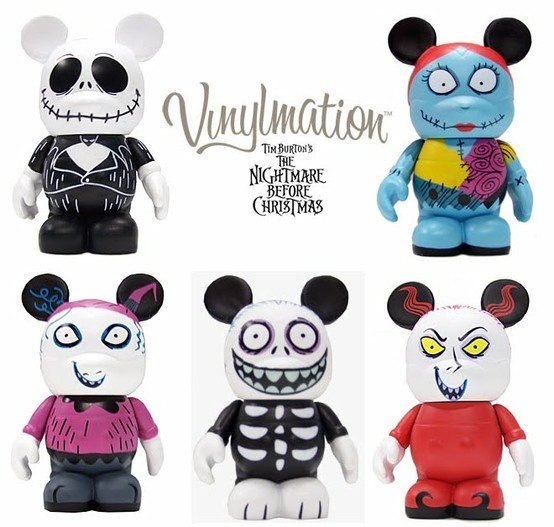 Nightmare before Christmas vinylmation | Vinylmation | Pinterest
