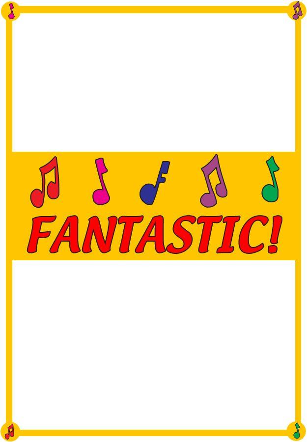 Music Award Certificate Templates Free