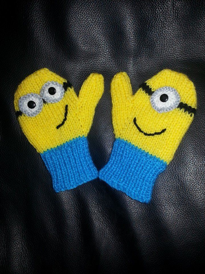 Knitting Pattern Minion Despicable Me : Pin by Hayley Duke on Knitting and Patterns Pinterest