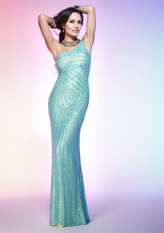 New Year's Eve Dresses 2013 Wendy Schultz via ... | Cocktail Dresses ...
