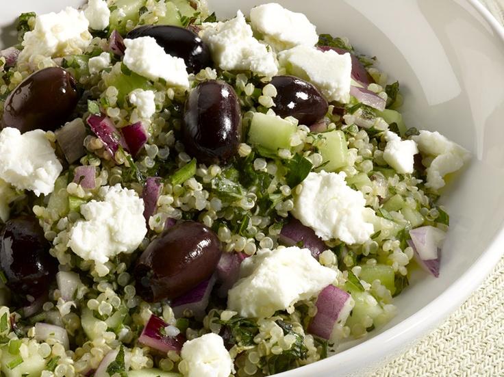 Quinoa Tabbouleh. Blashford-Snell and Hafner.