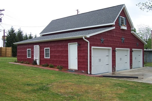 Barn Garage Combo Barns And Garages Pinterest