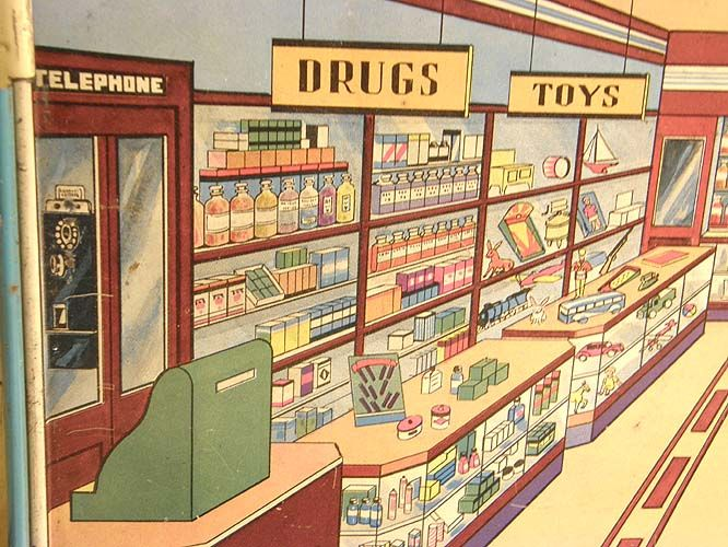 how to start a vintage toy store