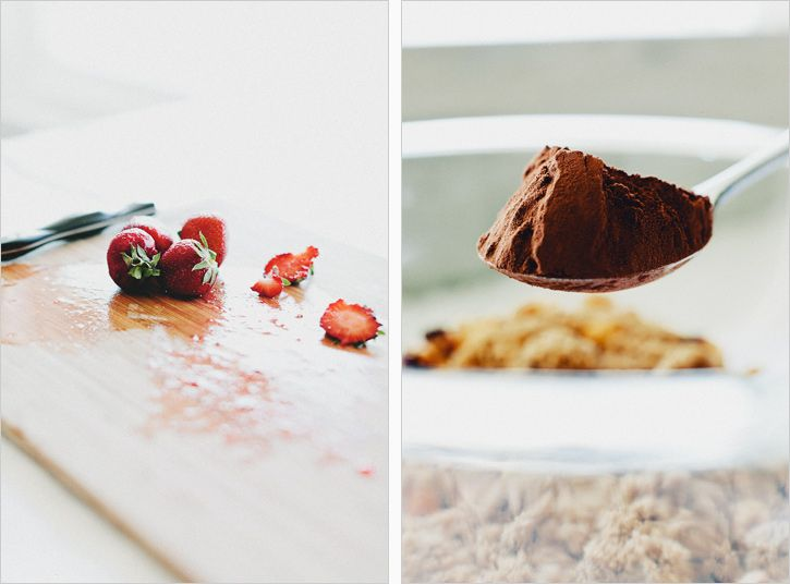 yogurt-strawberries-cranachan | Recipe Box | Pinterest