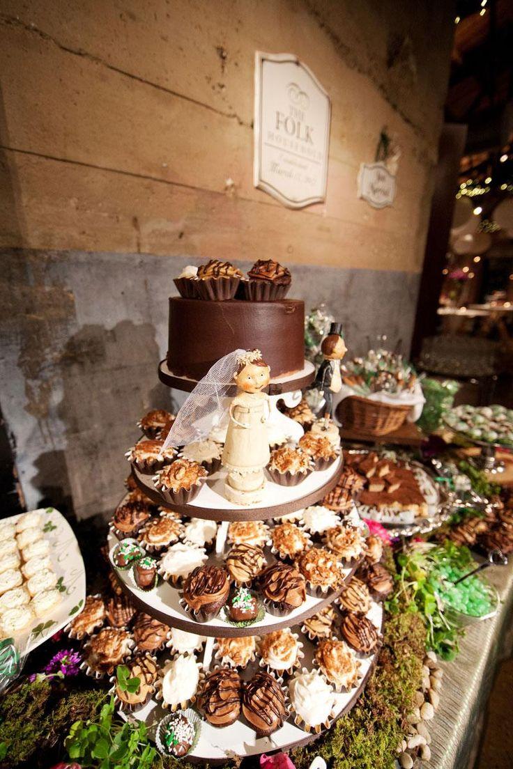 Wedding Reception Dessert Table Ideas Pinterest