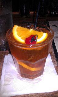 Wisconsin brandy old fashioned drinks pinterest