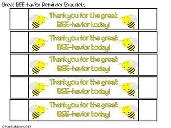 Reminder Bracelets Print And Go