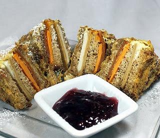 ... Monte Cristo Sandwich vegan | Vegan Sandwiches, Wraps & Su