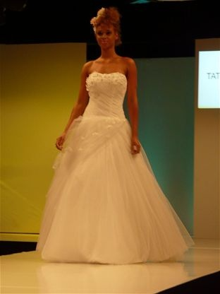 Tati Mariage  Robe de mariée  Pinterest